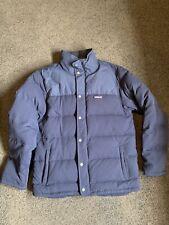 Patagonia Bivy Down Jacket - Navy Blue Medium