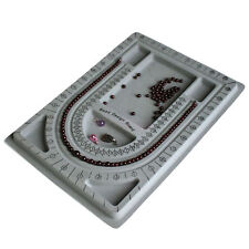 Craft String Bead Beading Board Design Organiser Tray Tool Jewelry IY