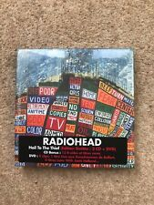 Radiohead ‎– Hail To The Thief - 2CDs and DVD - Box set - M/S