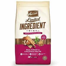 Merrick Limited Ingredient Turkey and Sweet Potato Recipe Dog 4lb