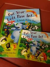 Put Your Left Paw In Discovery Toys Book & Cd Set