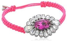 Atelier Swarovski Shourouk Pink Bracelet 5019150