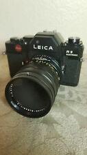 Leica R3 electronic camera w/leitz macro 1:28 60mm lens