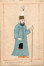 Turkish Ottoman Janissary Ralamb Sultan's Bodyguard 7x5 Inch Print