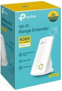 RANGE EXTENDER UNIVERSALE N300 2X2 MIMO 300 Mbps 2,4GHz TP-LINK WIRELESS WIFI