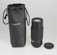 Tokina RMC 4,0/80-200mm obiettivo #7811262 (Canon FD baionetta)