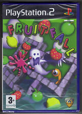 PS2 Fruit Fall (2005) Rare Phoenix Title, UK Pal, New & Sony Factory Sealed.