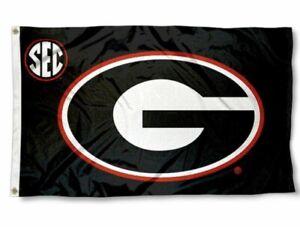University of Georgia Bulldogs 3x5 ft Flag NCAA - SEC