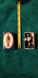 1980 Bubbles Charlie Chaplin Matchbox Doll w/box - New condition - Price is FIRM