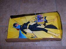 Dc Barbie Batgirl Doll New Mint Loose Unused In Box Insert Batman Jla Jsa