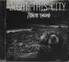 Light This City - Facing the Thousand (CD) METAL! OOP HTF RARE!