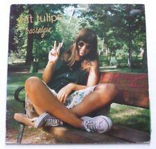 "Tulipanes De Grasa-Nostalgia EP UK 12"" e inserte"