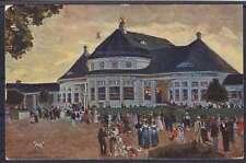 Bayern PP Privat Ganzsache München Messe Ausstellung amtl. Karte 1908 - Hamburg