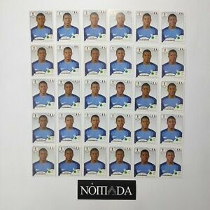 Lot of 30 KYLIAN MBAPPE ROOKIE world cup sticker #197 PINK BACK!!