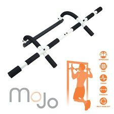 New Iron Gym Upper Body Workout Exercise Over Door Pull Chin Up Pullup