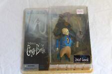 McFarlane Toys - Tim Burton 's Corpse Bride DWARF GENERAL Figure 2005 MIB MOC