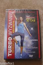Ewa Chodakowska: Turbo wyzwanie  DVD - POLISH RELEASE