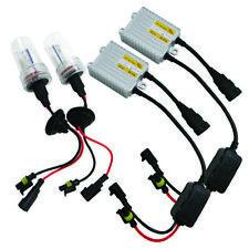 HID Xenon Slim Ballast Kit H1 H3 H4 H7 H8 H10 H11 H13 6000K 8000K 35W AC Bulbs