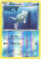 Pokemon Card - XY BREAKthrough 32/162 - REMORAID (reverse holo) - NM/Mint