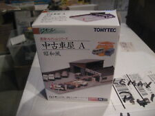Tomytec Building Car Sales Lot N Scale 1/150