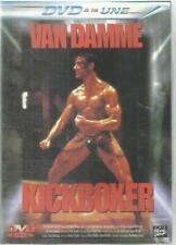 DVD  KICKBOXER   (JEAN-CLAUDE VAN DAMME)
