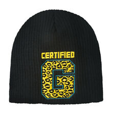 Enzo Cass Certified G WWE Authentic Knit Beanie Cap Hat