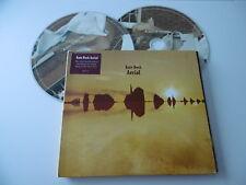 KATE BUSH AERIAL 2 CD DIGIPAK ALBUM INC KING OF THE MOUNTAIN PRELUDE SUNSET
