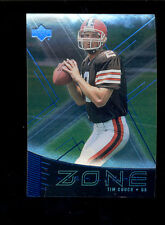 1999 Upper Deck TIM COUCH Cleveland Browns Highlight Zone Insert Card