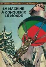 EO 1956 EDDY PAAPE + J.M. CHARLIER JEAN VALHARDI LA MACHINE À CONQUÉRIR LE MONDE