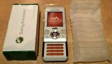 DUMMY-Handy - SONY ERICSSON KULT SLIDER SCHIEBE-Handy W580i in weiß - DUMMY