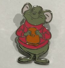 Bernard Mouse The Rescuers Disney Trading Pin