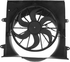 Engine Cooling Fan Fits: 1999-2003 Fits Jeep Grand Cherokee !!! BUY FROM THE BES
