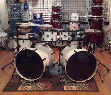 Mapex Mars 7 Piece Double Bass Drum Set w. Hardware-Shirt-Sticks-Tom-AW