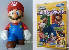 """Super Mario Bros. Soft Vinyl 3"""" Action Figure Supermario Nintendo Subarudo # 5"""