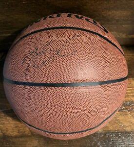 Kevin Durant Signed Brooklyn Nets Spalding Ball Basketball W/ JSA COA
