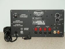 Klipsch Synergy Sub-10 Powered Subwoofer Amp Plate Only