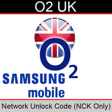 O2UK Samsung Mobile Network Unlock Code (NCK Code Only)