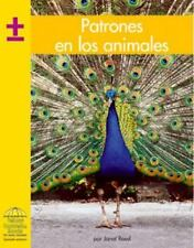 Patrones en los Animales (Yellow Umbrella Books: Math Spanish)-ExLibrary