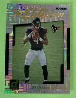 2017 DeShawn Watson Donruss The Elite Series Rookie Card