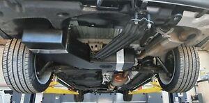 VW T5 T6 TRANSPORTER WATER TANK, 70 LITRE UNDERSLUNG TANK WITH FITTING BRACKETS