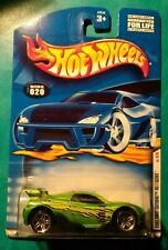 2001 HOT WHEELS FIRST EDITIONS MS-T SUZUKA #20 GREEN 5 SPOKE 8 OF 36