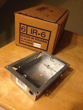 Nutone Intercom IR6 Rough-In Housins for door speaker IS69 IS67 IS70 IS54 IS55