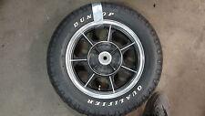 1986 Kawasaki 454 LTD K379' rear wheel rim 15in