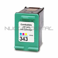 HP343 343 COLOR COMPATIBLE PARA USAR HP PHOTOSMART C3100 C3170 C3180 C3190 C8766