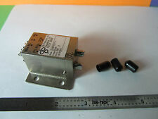 DB PRODUCTS PASADENA RF MICROWAVE COAXIAL SWITCH FREQUENCY BIN#31-24
