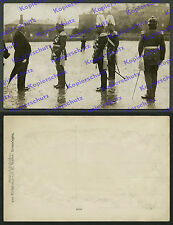 Kaiser Wilhelm II. Zepter Heerführer Adel 1. Garde.Rgt. Lustgarten Potsdam 1905
