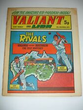 VALIANT And LION comic 30th November 1974.