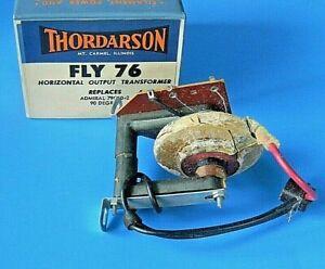 Thordarson FLY 76 / Admiral 79C60-2 Hi Voltage & Horizontal Output Transformer