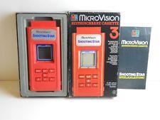 MB microvision Jeu SHOOTING STAR dans neuf dans sa boîte avec mode d'emploi #2