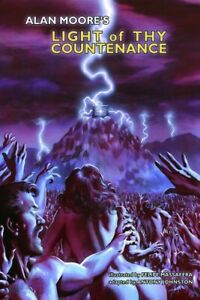 Light of Thy Countenance Limited Convention GN Alan Moore Antony Johnston New NM